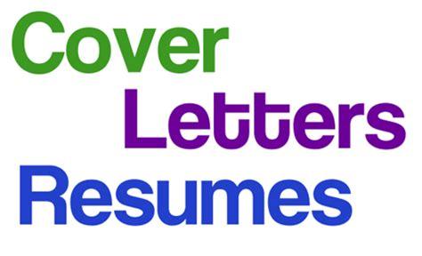 Email message sending resume cover letter